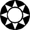 星状0563,星状,标识图形,