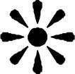 星状0576,星状,标识图形,