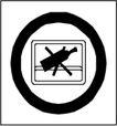 警告0567,警告,标识图形,