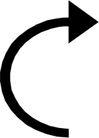 指示箭头0096,指示箭头,标识图形,