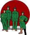 军人0548,军人,军事科学,