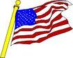 世界国旗0069,世界国旗,名胜地理,旗杆