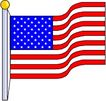世界国旗0073,世界国旗,名胜地理,旗杆