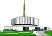 宗教建筑0266,宗教建筑,名胜地理,