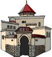 宗教建筑0272,宗教建筑,名胜地理,