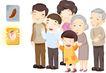 医务人员0039,医务人员,健康医疗,一群家人