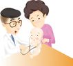 医务人员0054,医务人员,健康医疗,病人 婴儿
