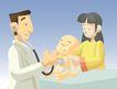医务人员0063,医务人员,健康医疗,看病 检查