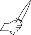 手0029,手,健康医疗,刀具 水果刀