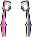 牙齿0035,牙齿,健康医疗,牙刷
