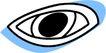 眼睛0068,眼睛,健康医疗,卡通图