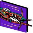 飞行工具0416,飞行工具,交通运输,