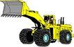 工程设备0076,工程设备,交通运输,推土机 大轮胎