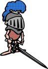 人豆0059,人豆,漫画卡通,刀剑