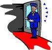职业男性0538,职业男性,漫画卡通,