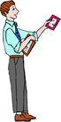 职业男性0557,职业男性,漫画卡通,