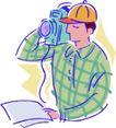 职业男性0558,职业男性,漫画卡通,