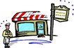 职业男性0571,职业男性,漫画卡通,