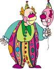 开心小丑0480,开心小丑,漫画卡通,