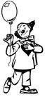 开心小丑0481,开心小丑,漫画卡通,