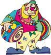 开心小丑0485,开心小丑,漫画卡通,
