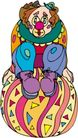 开心小丑0486,开心小丑,漫画卡通,