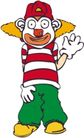 开心小丑0492,开心小丑,漫画卡通,