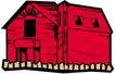 乡村景象0216,乡村景象,建筑装饰,