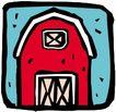 乡村景象0218,乡村景象,建筑装饰,