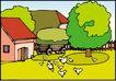乡村景象0231,乡村景象,建筑装饰,