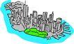 城市风景0460,城市风景,建筑装饰,