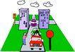城市风景0483,城市风景,建筑装饰,