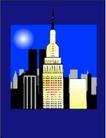 城市风景0491,城市风景,建筑装饰,