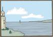 海景0175,海景,建筑装饰,