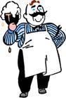 厨师0240,厨师,饮料食品,