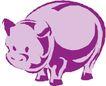 货币0038,货币,金融风暴,肥猪