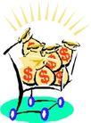货币0039,货币,金融风暴,一些钱袋