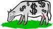 货币0049,货币,金融风暴,奶牛