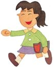 儿童0058,儿童,插画,开心儿童