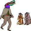 古代宗教0973,古代宗教,插画,