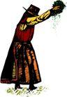古代宗教0976,古代宗教,插画,