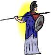 古代宗教1000,古代宗教,插画,
