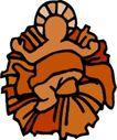 近代宗教0125,近代宗教,插画,