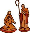近代宗教0126,近代宗教,插画,