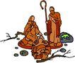 近代宗教0127,近代宗教,插画,