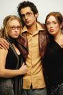 商业女性0287,商业女性,商业金融,一男二女 戴眼镜 酷