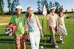 高尔夫运动0063,高尔夫运动,运动,运动 休闲 集体