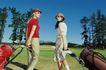 高尔夫运动0074,高尔夫运动,运动,拖行 行李 出走