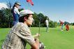高尔夫运动0084,高尔夫运动,运动,观看 休息 运动