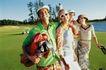 高尔夫运动0090,高尔夫运动,运动,嬉笑 结伴 活动